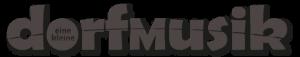 Logo eine kleine dorfmusik