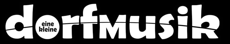 Eine kleine Dorfmusik Logo white